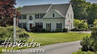 video of 11 whirty circle   hopkinton massachusetts real estate homes