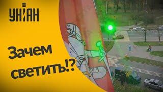 В Беларуси ОМОНовец