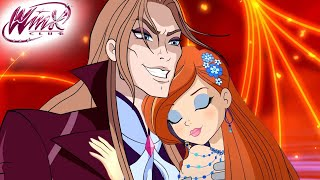 Winx Club - Bloom + Valtor = Love and Fire