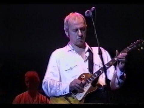 The Notting Hillbillies - Concert: Glasgow 1997
