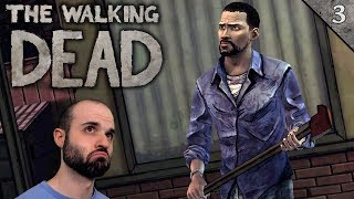 Скачать THE WALKING DEAD 3 SALVANDO A GLENN Gameplay Español