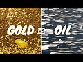 Gold vs. Oil - How to Trade Gold Futures | How to Trade Oil Futures | Stocks | ETF | ThinkorSwim TOS