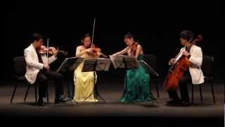 GARNER thirteen fiddle tunes for string quartet - Vega String Quartet