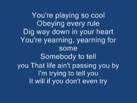 Footloose with lyrics