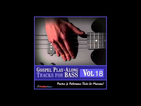 In the Sanctuary (Db) [Originally Performed by Kurt Carr] [Bass Play-Along Track] SAMPLE