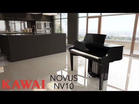 The Ultimate Digital Piano - NOVUS NV10 by KAWAI