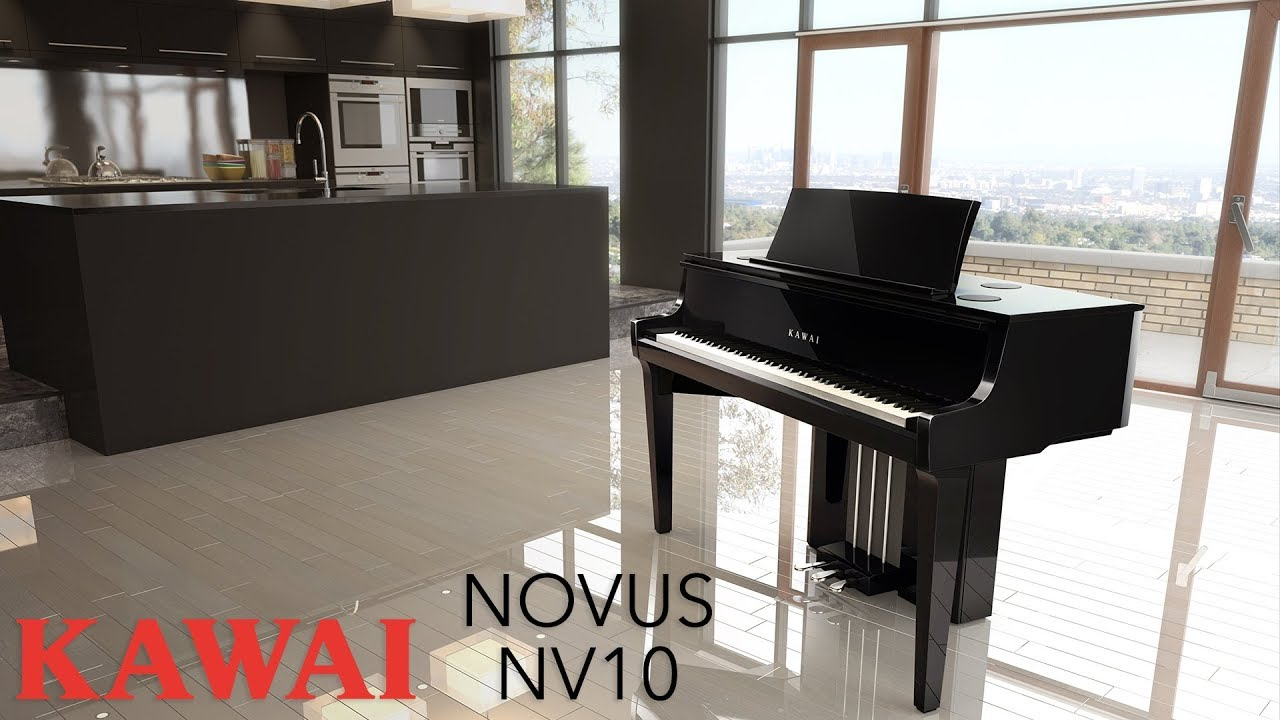 Authorized Dealer for Kawai Pianos