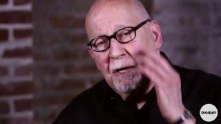 جورج لويس في مهرجان كان: 'على المرء أن رفض مهرجان كان. إنشاء رمز.' l Digiday