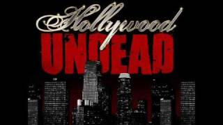 Hollywood Undead-bottle and a gun