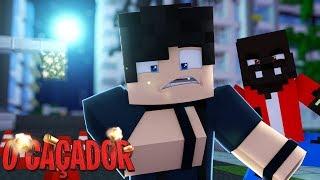 Minecraft: O CAÇADOR - FUI MORDIDO POR UM LOBISOMEN!!! EP:02
