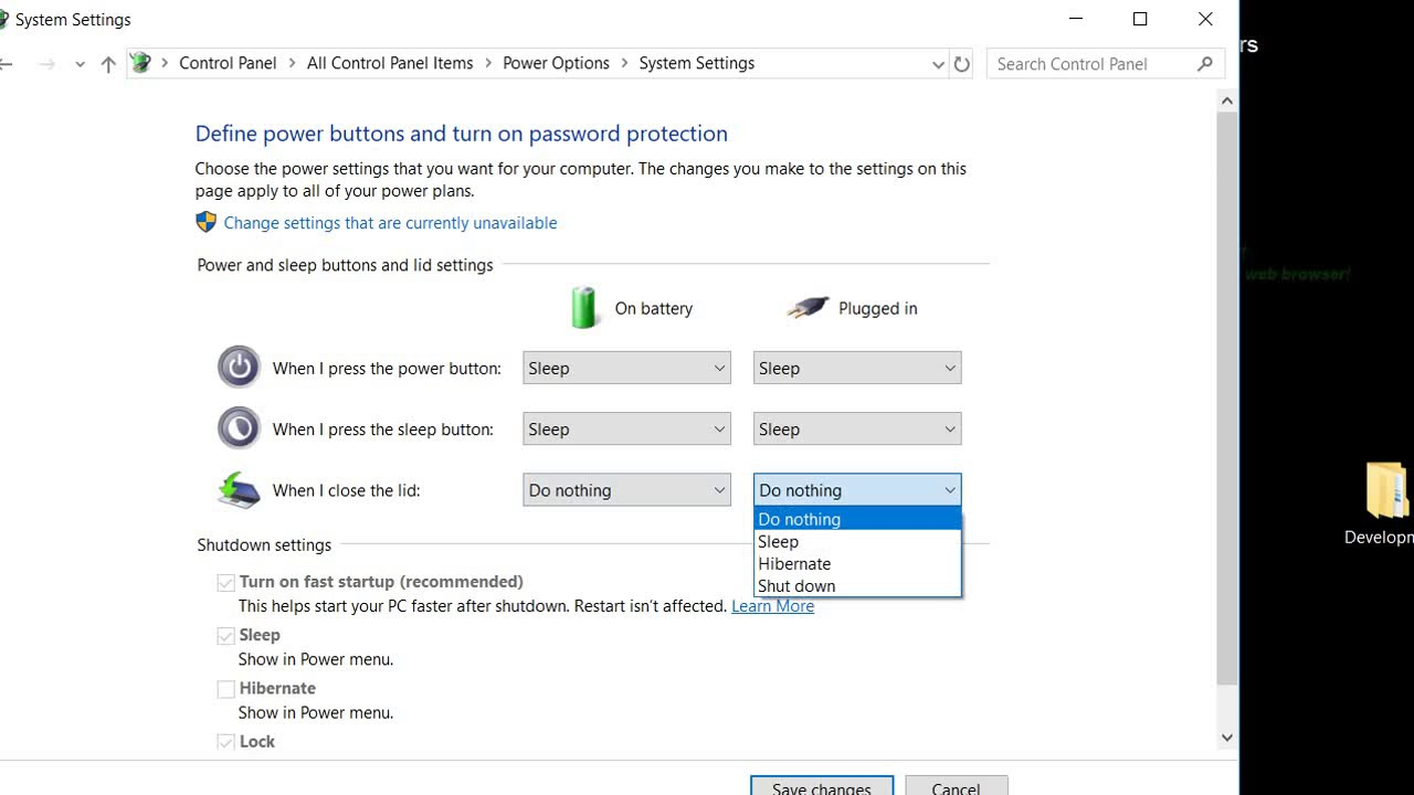 How to turn off laptop (Microsoft Surface) display when ...