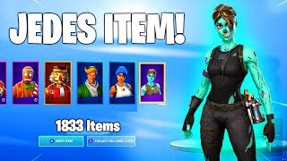 SO MAKE YOU EVERY ITEM FREE in Fortnite! | Get all skins/items for free!