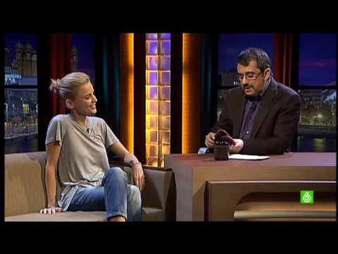 BFN: Nuestra dama de Hierro, Elena Anaya