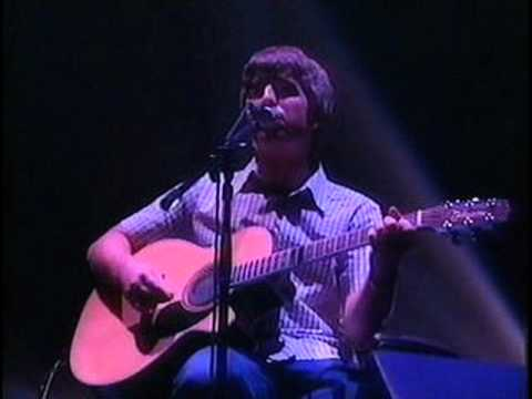 Noel Gallagher Setting Sun and Fade In Out Budokan 1998 .wmv