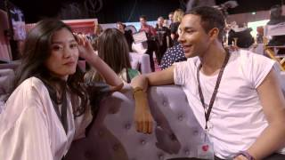 Victoria's Secret: Olivier Rousteing meets Ming Xi