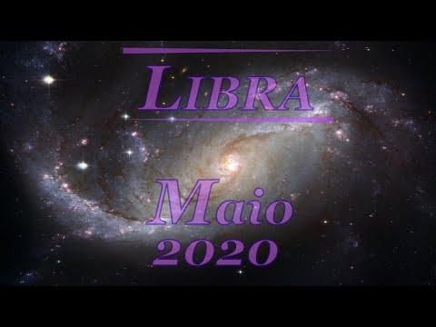 LIBRA MAIO 2020: SO O DESAPEGO LIBERTA.