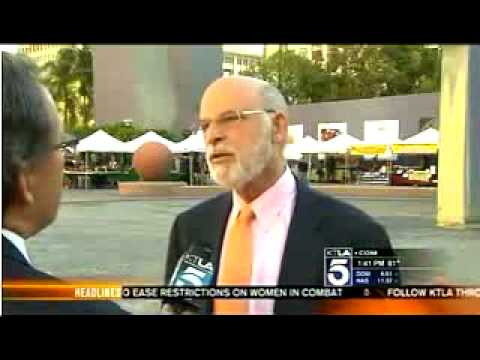 Bruce Sires Interviewed on KTLA-TV News on Child Labor Laws in Entertainment Industry