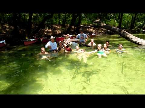 41st Annual Schulz Canoe Trip filmed by Craig Bruner