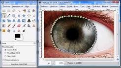 Miten Vaihtaa Silmien Väri Gimpillä