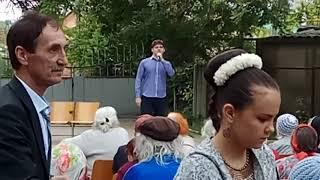 Большой праздничный концерт 8 мая 2018