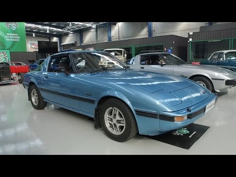 1981 Mazda RX7 Series 2 Coupe - 2017 Shannons Melbourne Autumn Classic Auction