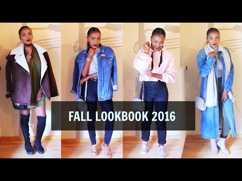 FALL LOOBOOK 2016 / LOOKBOOK AUTOMNE 2016