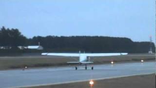 Cessna 150 solo 12 17 2010