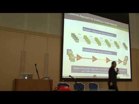 APRICOT 2015 - DWDM & Packet Optical Fundamentals: How to troubleshoot the Transmission Layer
