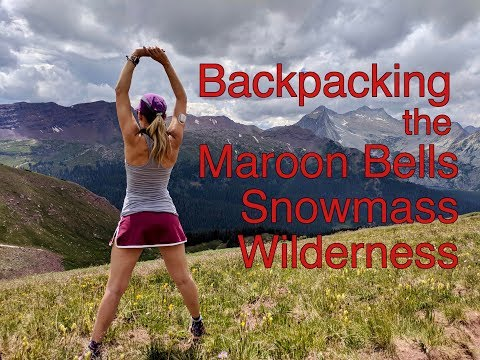 Wild West Road Trip: Maroon – Snowmass – Where Man Does Not Remain