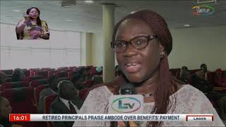 LASG Seeks Support Of Public Servants For Health Insurance Scheme