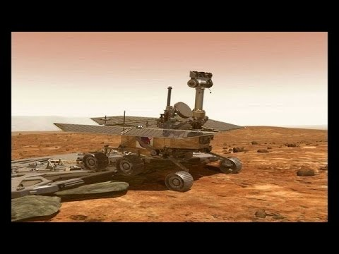 """WELCOME TO MARS"" (documentary)"
