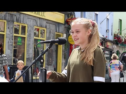 "Welcome Back To 12 Year Old Mia Black - ""You Are The Reason"" (Calum Scott)"