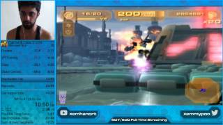 [World Record] Ratchet and Clank: Up Your Arsenal Mirrored NG+ Speedrun in 36:46