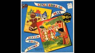 Betty Wells & Bill Marine - Gingerbread Man
