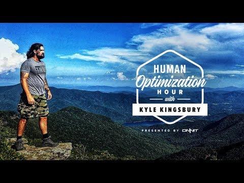 #58 David Rutherford   Human Optimization Hour w/Kyle Kingsbury