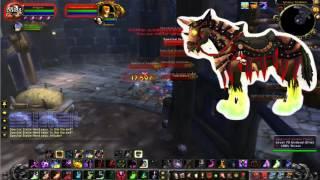 WoW Mount Guide - Fiery Warhorse - Fiery Warhorse's Reins - World of Warcraft