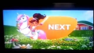 Nella the Princess Knight Coming Up Treehouse TV Bumper