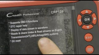 Powerful Scanner Tool Launch CRP129  Compare and Review.