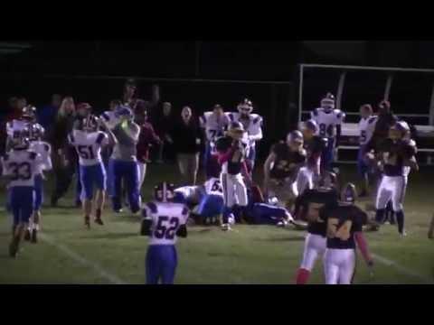Spaulding High School Football 2014
