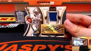 The Greatest Case EVER! - 2/29 - 2015 Topps Supreme Football 16-Box Break #3 *PYT*
