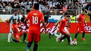 Αργεντινή - Χιλή 2-1 (video - Κόπα Αμέρικα - 7/6/2016)