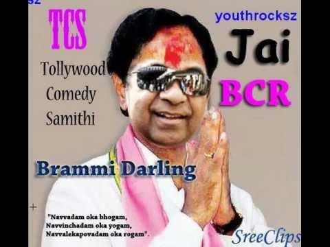 Brahmi Funny.........Added by Harish Patel-Kistampet.
