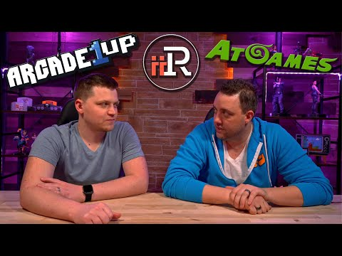 WHY WE'RE EXCITED About the Arcade Space in 2021! | Arcade1Up, iiRcade, AtGames from Complete Geek TV