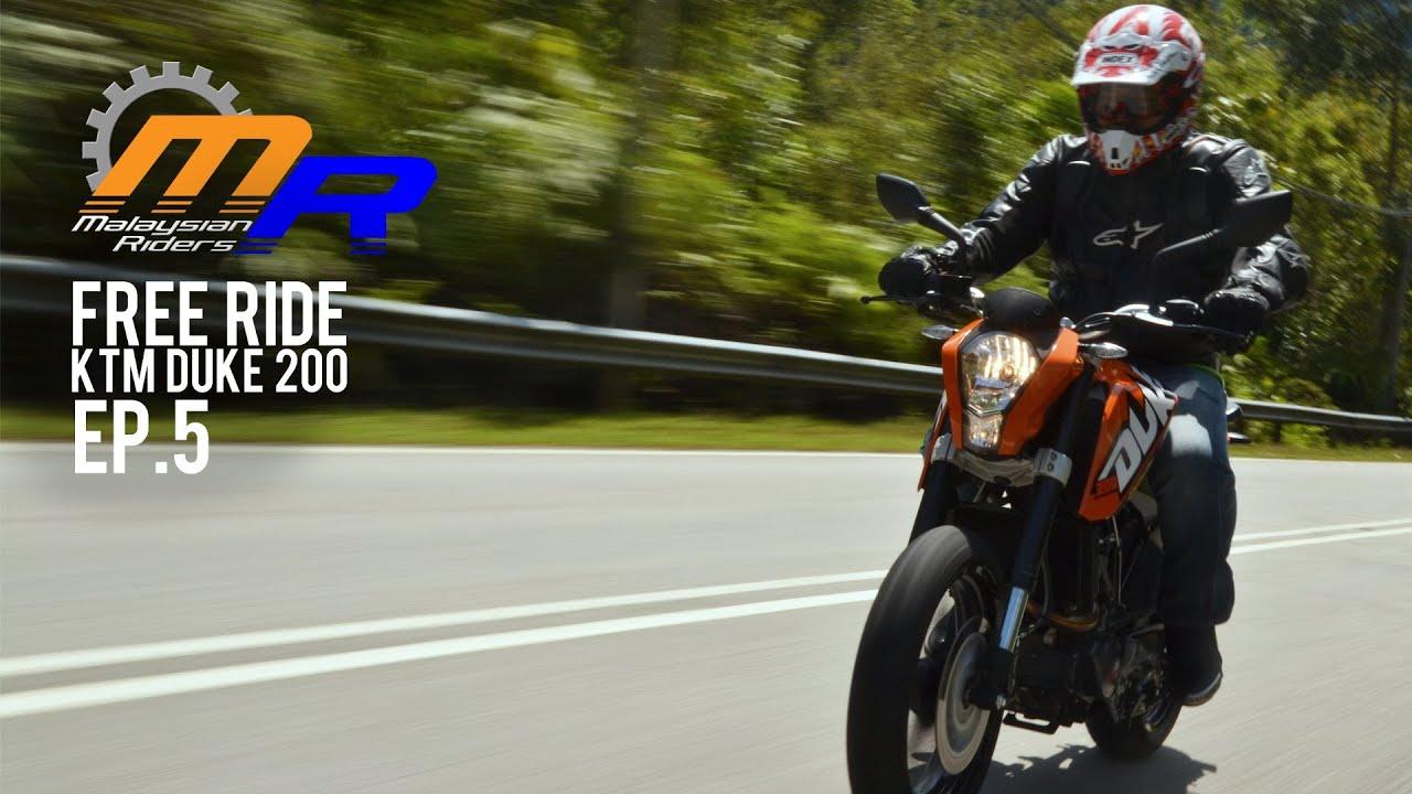 planning buying KTM Duke 200