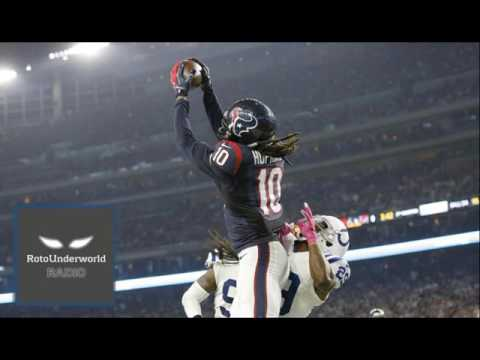 Is DeAndre Hopkins wildly overrated?