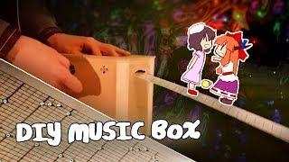 DIY Music Box: PETTAN PETTAN TSURUPETTAN
