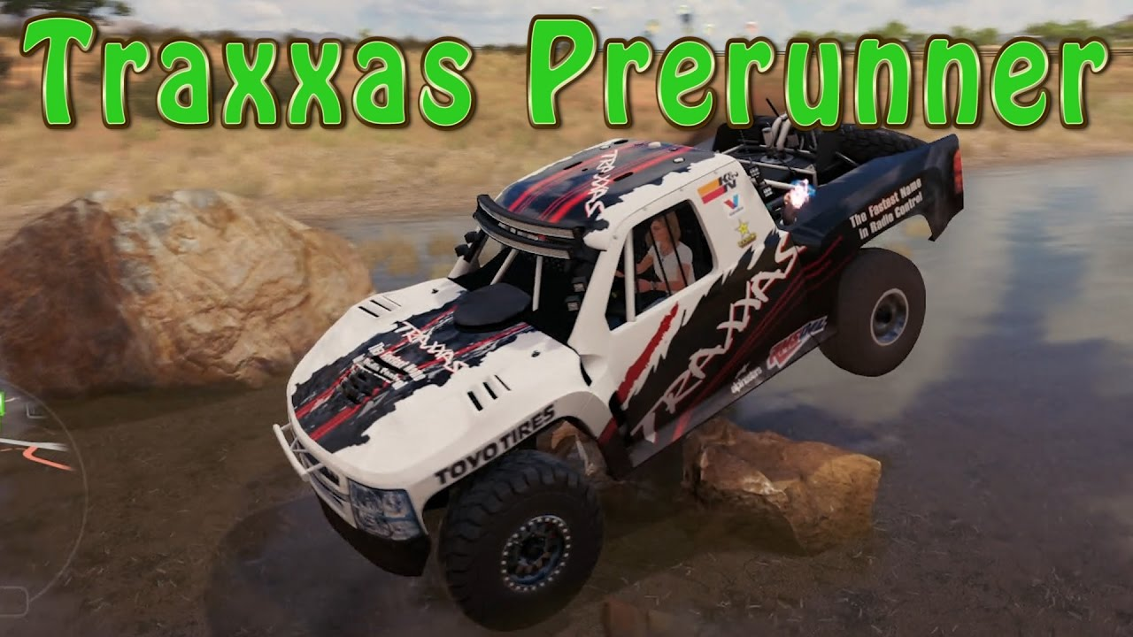 Forza Horizon 3 Chevy Mud Trophy Truck Build Youtube
