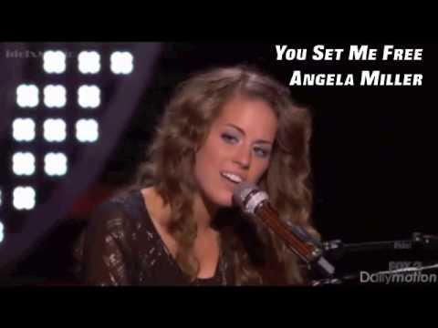 You Set Me Free - Angela Miller (Audio)