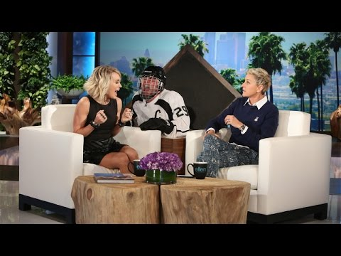 Ellen's Most Screamworthy Scares