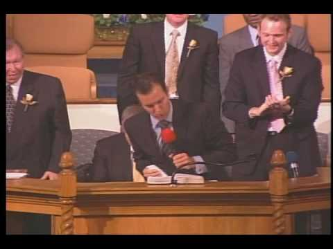 Pastor Urshan @ GEAT pt. 4